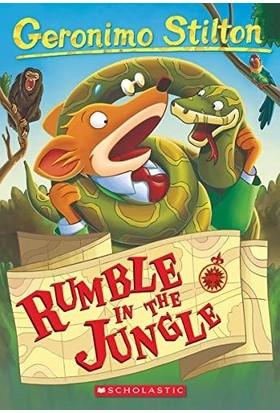 Rumble İn The Jungle (Geronimo Stilton 53)