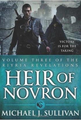 Riyriya Revelations 3: Heir Of Novron