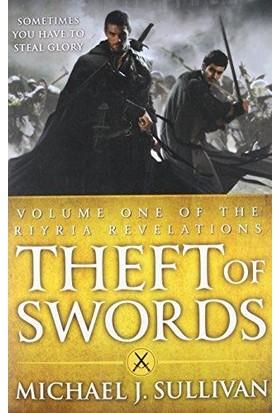 Riyriya Revelations 1: Theft Of Swords