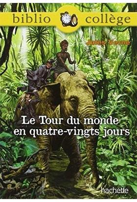 Bibliocollege: Le Tour Du Monde En Quatre-Vingts Jours