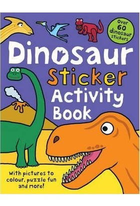 Dinosaur Sticker Activity