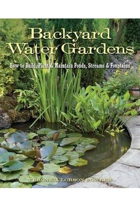 Backyard Water Gardens How To Buıld Plan