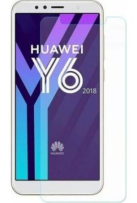 VPW Huawei Y6 2018 (Ön) Nano Premium Dayanıklı Ekran Koruyucu