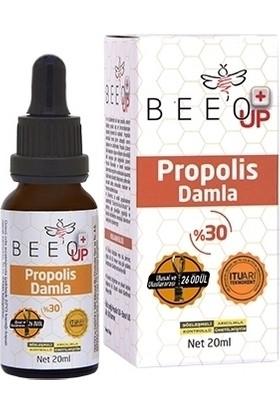 Bee`o Up Propolis Damla