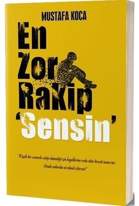 "En Zor Rakip ""Sensin"" - Mustafa Koca"