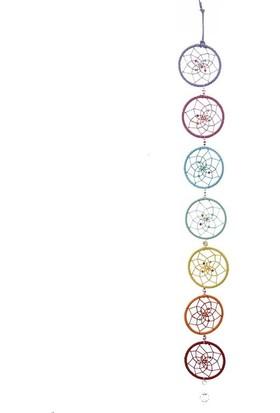 Mnt Yedi Muladhara / Kök Çakrası Rüya Kapanı Model 2