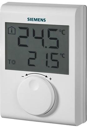 Siemens Rdh 100 Kablolu Dijital Ekranlı Oda Termostatı
