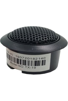 For-X Tx-19 36MM 100W Max 50W Rms 4Ohm Tweter