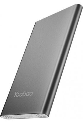 Yoobao YB-PL5 5000mAh PowerBank Taşınabilir Şarj Cihazı