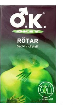 Okey Rötar Etkili Prezervatif