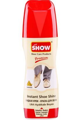 Show Likit Ayakkabı Boyası 75Ml Tüm Renkler İçin