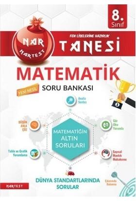 Nartest 8. Sınıf Nar Tanesi Matematik Altın Sorular