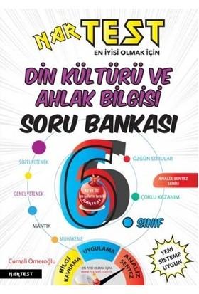 Nartest Yayınevi 6. Sınıf Din Kültürü Soru Bankası Fen Liselerine Hazırlık