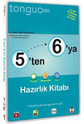 Tonguç Akademi 5'ten 6'ya Hazırlık Kitabı
