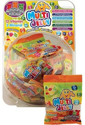 Multi Jelly 40'lı Kavanoz