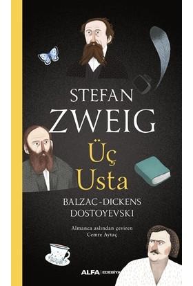 Üç Usta - Stefan Zweig
