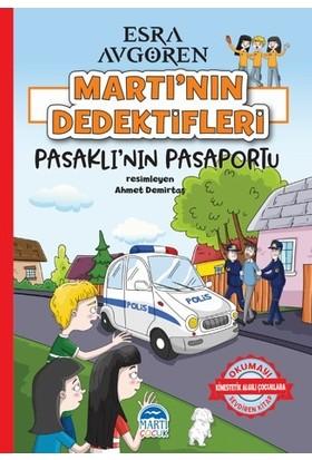 Martı'nın Dedektifleri – Pasaklı'Nın Pasaportu - Esra Avgören