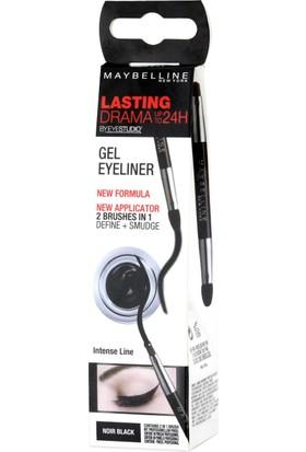 Maybelline New York Eye Studio Jel Eyeliner - Siyah