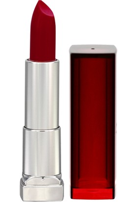 Maybelline New York Color Sensational Ruj - 547 Pleasure Me Red - Kırmızı