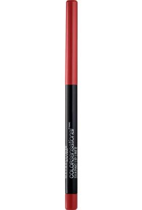 Maybelline New York Color Sensational Dudak Kalemi - 90 Brick Red (Kırmızı)