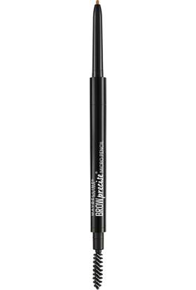 Maybelline New York Brow Precise Micro Pencil Kaş Kalemi - 01 Açık Ton