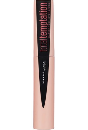 Maybelline New York Total Temptation Siyah Maskara