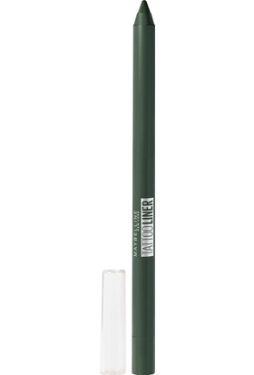 Maybelline New York Tattoo Liner Jel Göz Kalemi - 932 Intense Green (Koyu Yeşil)