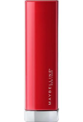 Maybelline New York Color Sensational Made For All Ruj - 385 Ruby For Me (Saten Kırmızı)