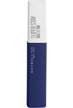 Maybelline New York Super Stay Matte Ink City Edition Likit Mat Ruj - 105 Explorer
