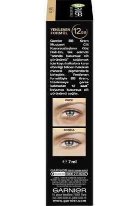 Garnier BB Krem Mucizevi Cilt Kusursuzlaştırıcı Göz Roll-On Açık Ton 7ML