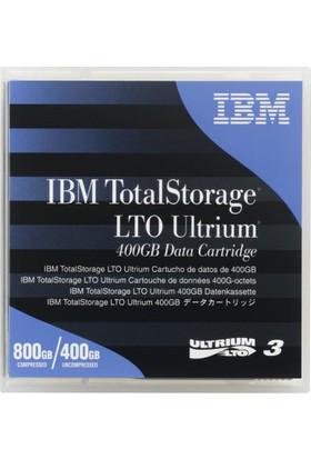 Ibm 24R1922 Lto-3 Ultrium 3 400 Gb / 800 Gb Data Kartuşu 680M, 12.65Mm