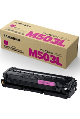 Samsung Clt-M503L /See Kırmızı Toner Sl-C3060Fr 5,000 Sayfa