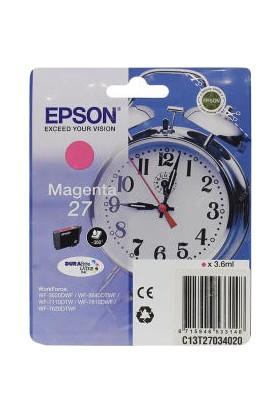 Epson 27 T2703 Kırmızı Kartuş Wf-3620 / Wf-7110 / Wf-7610 / Wf-7620
