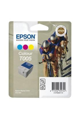 Epson T005 Renkli Kartuş Photo 900 , Photo 980