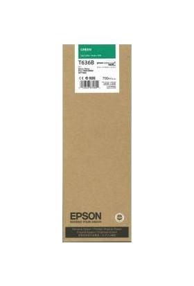 Epson T636B (C13T636B00) Yeşil Kartuş -Pro 7800 / 7900 / Wt7900 / 9900