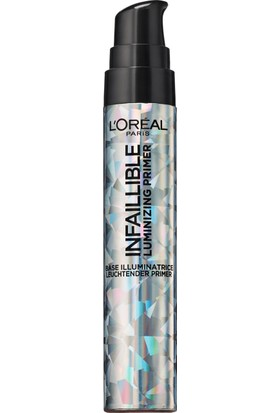 L'Oréal Paris Infaillible Aydınlatıcı Makyaj Bazı