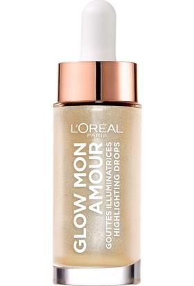 L'Oréal Paris Glow Mon Amour Likit Aydınlatıcı 01 Sparkling Love