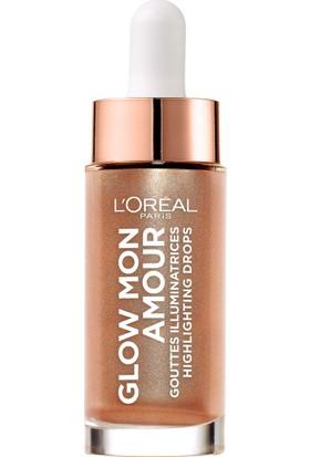L'Oréal Paris Glow Mon Amour Likit Aydınlatıcı 02 Loving Peach
