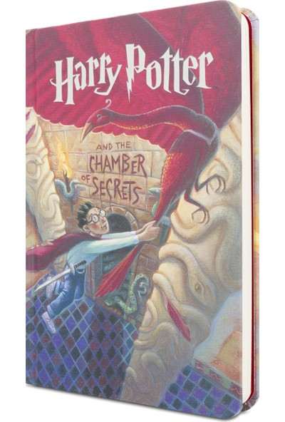 Mabbels Harry Potter Sırlar Odası Defter 80 Sayfa 11.50X17 Cm