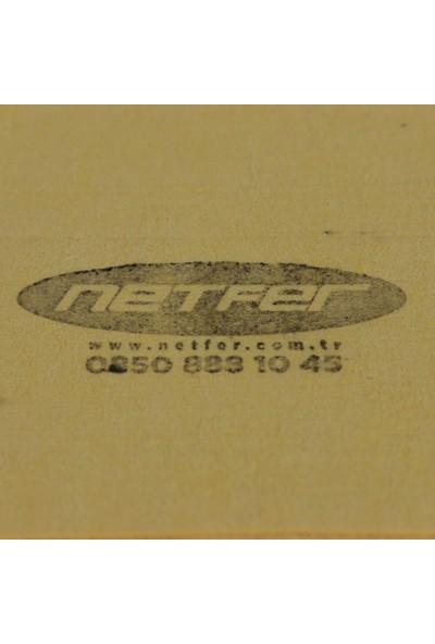Netfer Lüks Oto Mikrofiber Güderi Bez - 50x70 cm