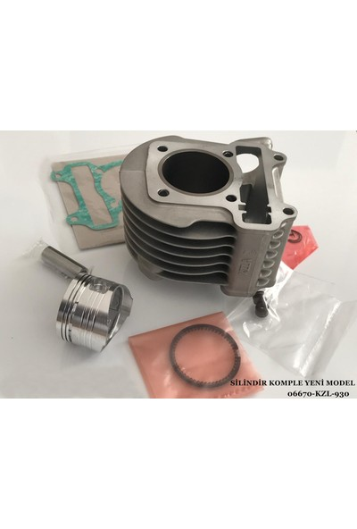 Honda Spacy 110 Si̇li̇ndi̇r Komple Yeni̇ Model