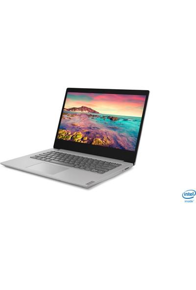 """Lenovo Ideapad S145-14IWL Intel Celeron 4205U 4GB 128GB SSD Freedos 14"""" Taşınabilir Bilgisayar 81MU003PTX"""