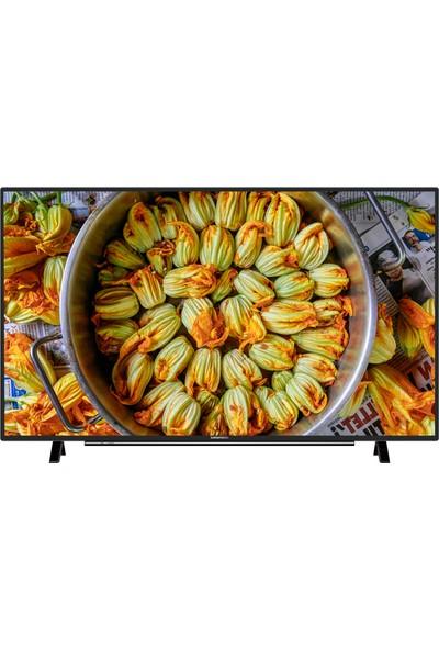 """Grundig 43VLE5830 BN 43"""" 109 Ekran Uydu Alıcılı Full HD LED TV"""