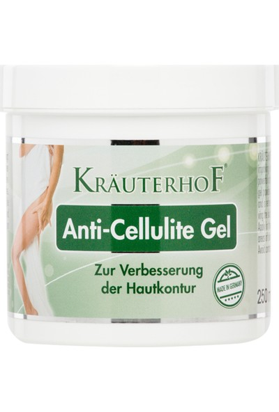 Krauterhof Selülit Karşıtı Jel - 250 ml