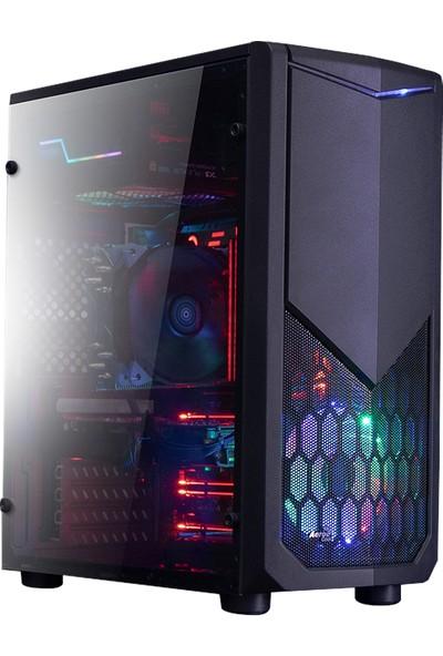 Dark Evo G550 AMD Ryzen 5 2600 8GB 240GB SSD RX 570 Freedos Masaüstü Bilgisayar