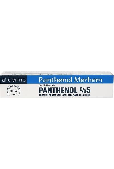 Alldermo Panthenol Merhem 120 gr