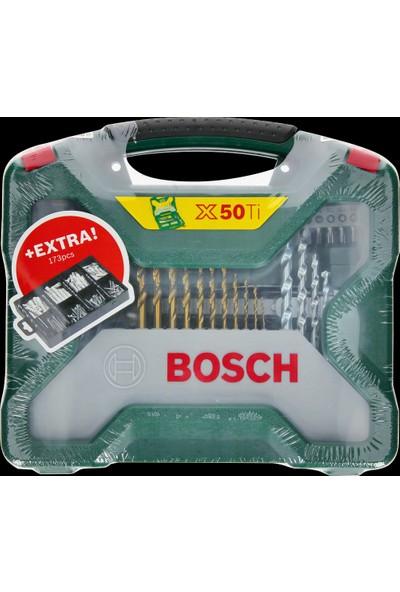 Bosch X-Line 50TI Plus 173 Parçalı Montaj Seti