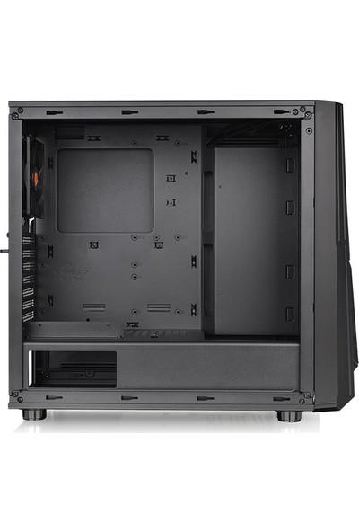 Thermaltake CA-1N6-00M1WN-00 Commander C35 Tempered Glass RGB 2x200cm Fan Mi̇d Tower Oyuncu Kasa