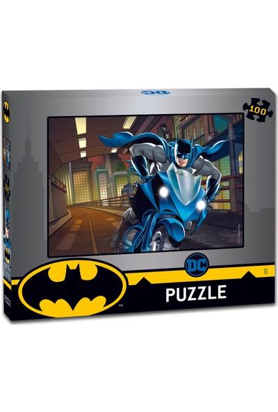 Laço Batman 100 Parça Çocuk Puzzle