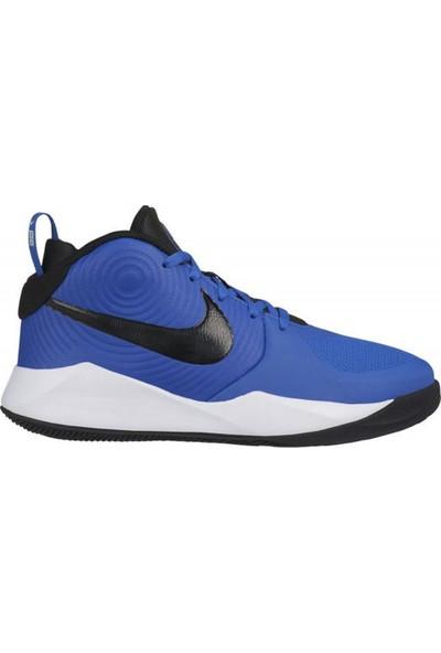 Nike AQ4224-400 Team Hustle Basketbol Ayakkabısı